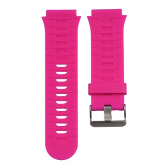 Harga For Garmin Forerunner 920XT Strap with Original Screws(Rose Red)