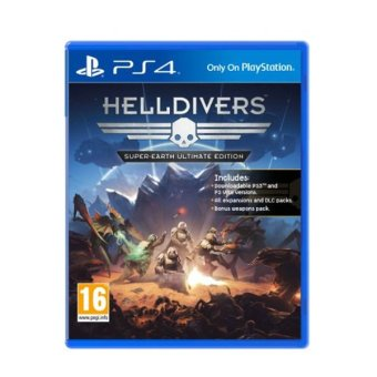 SCEA Helldiver Super Earth Ultimate Edition for PS4 Price Philippines