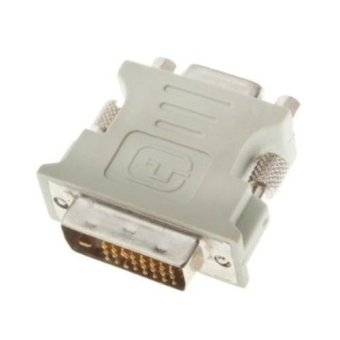 DVI DVI-D Dual Link MALE TO VGA ADAPTER for HDTV LCD Price Philippines