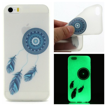 Moonmini Night Bright Soft TPU Case for Apple iPhone SE 5SE 5 5S - Dream Catcher Price Philippines