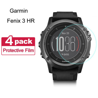 Fenix 3 HR Screen Protector (4-Pack) Seeme Premium Film Nano Soft Explosion-proof Screen Protector Full Screen Coverage for Garmin Fenix 3 , Garmin Fenix 3 HR And Garmin Quatix 3 GPS Watch Price Philippines