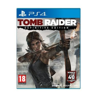 Square Enix Tomb Raider: Definitive Edition for PS4 Price Philippines