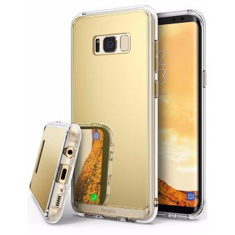 Harga Ringke Mirror Case for Samsung Galaxy S8 Plus (Royal Gold)