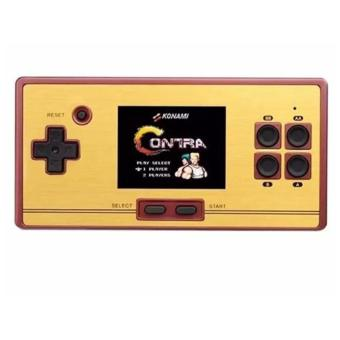 FC Compact Classic 8 Bit Game Portable Console Family Computer 600 Games (BLACK) Price Philippines