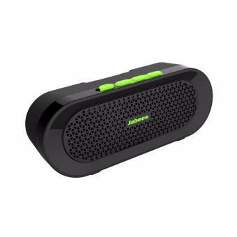 Jabees Beat Box BI Bluetooth Bicycle WaterProof Speakerphones (Green) Price Philippines
