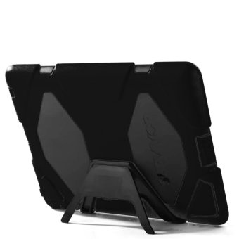 Harga Griffin Survivor Military Silicone Hard Case for iPad 2 /3 /4 (Black)