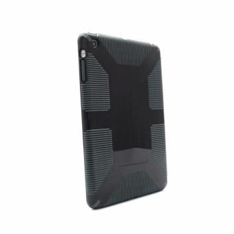 PC Hard Cover Protective Case Candy shell Grip for Apple iPad Mini 1 2 3 Retina (Black) Price Philippines