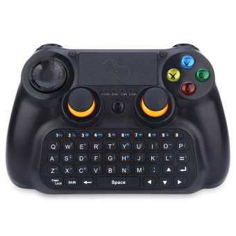 Harga DOBE 3 in 1 Multifunctional Controller Wireless Keyboard Keypad Mouse TouchPad for Android Smart TV / Pad / PC