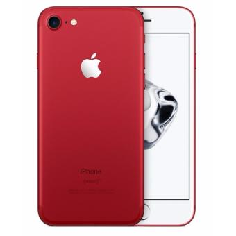 Harga Apple iPhone 7 128GB LTE (PRODUCT)RED Special Edition - intl
