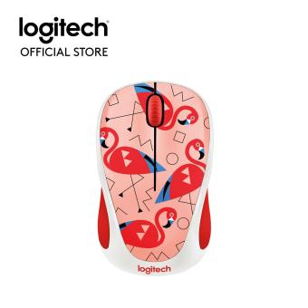 LOGITECH M238 WIRELESS MOUSE FLAMINGO Price Philippines