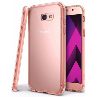 Harga Ringke Fusion TPU Cover Case for A5 2017 (Rose Gold)