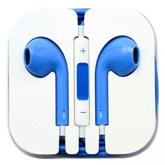 Harga Earpods for iPhone (Deep Blue)