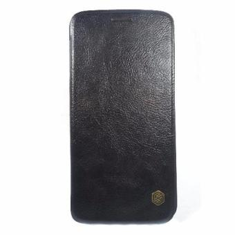 Harga Nillkin Qin Leather Case for Motorola Moto Z (Black)