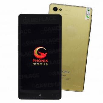 Phonix Mobile Blaze 8GB (Gold) Price Philippines
