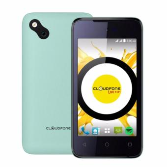 Cloudfone Ice Plus 2 4GB (Green) Price Philippines