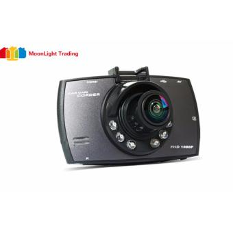 "2.7"" Car DVR Camera Full HD With LED Light Parking Video Recorder Dash Cam Night Vision Price Philippines"