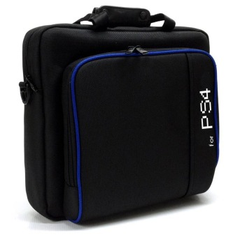 CST PS4 Carry Bag (Black) Price Philippines