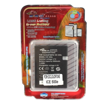 MSM.HK Li-lon Battery for Cloudfone ICE-500E (Black) Price Philippines