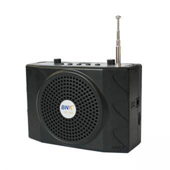 BNK BK-204 Portable Body-Pack Amplifier FM Radio/MP3 Player with Bluetooth (Black) Price Philippines
