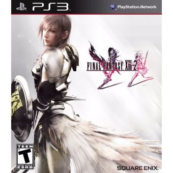 Square Enix Final Fantasy XIII-2 Game for Playstation 3 Price Philippines