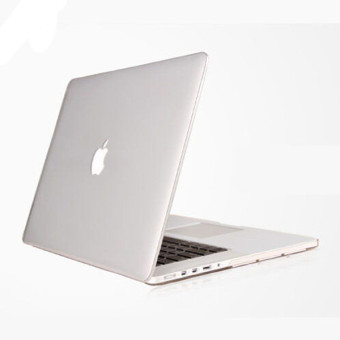 "13.3"" PVC Full Body Guard Sticker Skin Protector for Apple MacBook Pro Retina (White) - Intl Price Philippines"