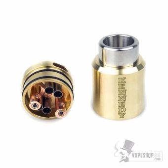 Tobeco Kennedy 25 RDA (Brass) A Price Philippines