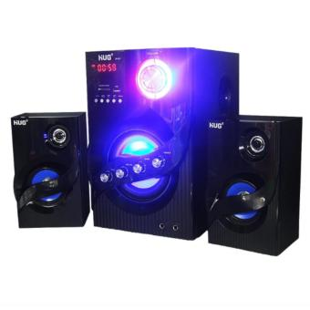 Harga HUG H28-951 Bluetooth Subwoofer Speaker with USB and FM Radio