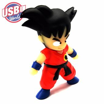 USB World Action Figure Goku Dragon Ball Z Anime 32GB USB Rubber Flash Drive Price Philippines