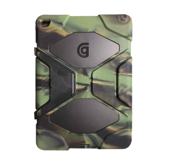 Harga Griffin Survivor Military Hard Case for iPad 2 / 3 /4(Army green)