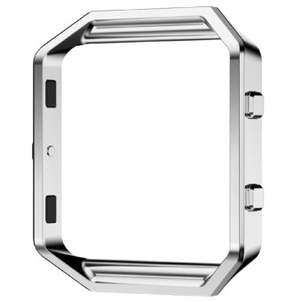 Stainless Steel Metal Silver Replacement Frame for Fitbit Blaze Price Philippines