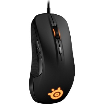 SteelSeries Rival 300 Mouse Black Gaming Mouse (Black) - Intl Price Philippines