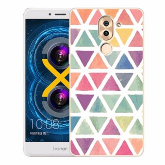 Harga Mincal TPU Soft Phone Cases for Huawei honor 6X (Multicolor) - intl
