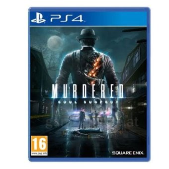 Square Enix Video Games: Murdered Soul Suspect for PS4 Price Philippines