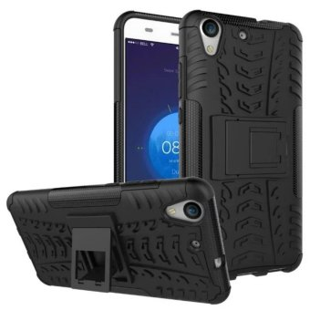 Harga 2-in-1 Shockproof Stand Cover Case for Huawei Y6 II / Honor 5A / Honor Holly 3 - intl