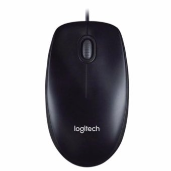 Logitech M100r Optical Mouse (Black) Price Philippines