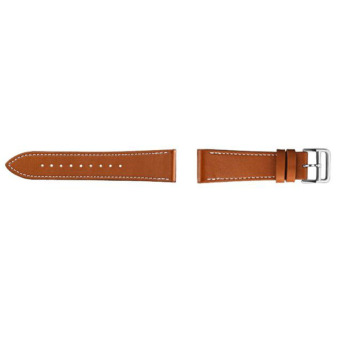 Leather Watch band Wrist strap For Fitbit Blaze Smart Watch(Brown) - intl Price Philippines
