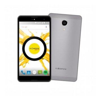 Cloudfone Thrill Plus 16GB (Grey) with Free Spotify Earphones, Protective Cover and Kickstand Price Philippines