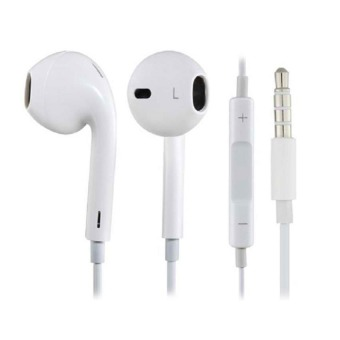 Harga HUG In-Ear Earphone for Apple (White)