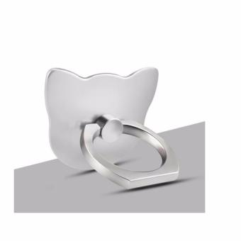 Cat Ring Holder ( Silver ) Price Philippines