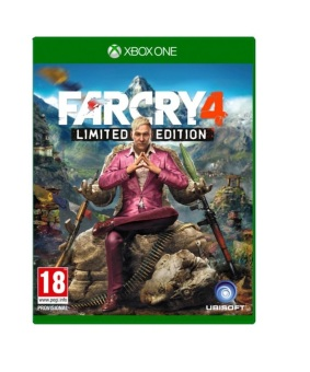 Harga Ubisoft Far Cry 4 Game for Xbox One