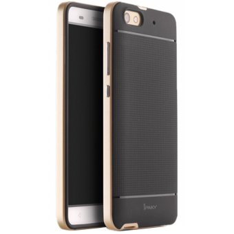 Harga Neo Hybrid iPaky Shockproof Case For Huawei Honor 4c (Gold)