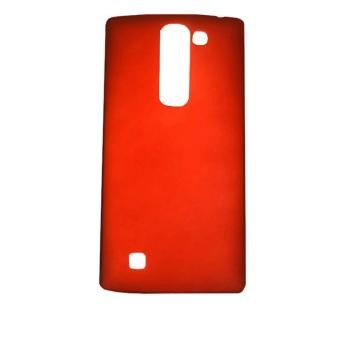 Cases Place Rubberized Hard Case for LG Magna (Red) Price Philippines
