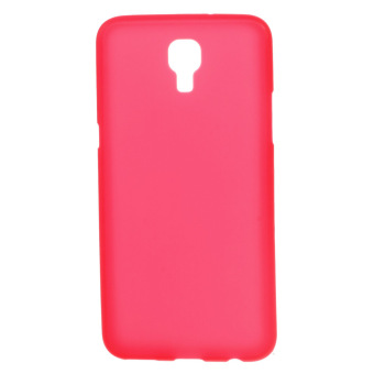Harga TPU Back Case for LG X Screen (Red) - intl