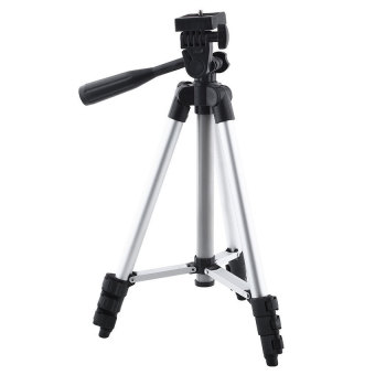 OEM WT3110A Professional Flexible Camera Tripod for Sony Canon - Intl Price Philippines