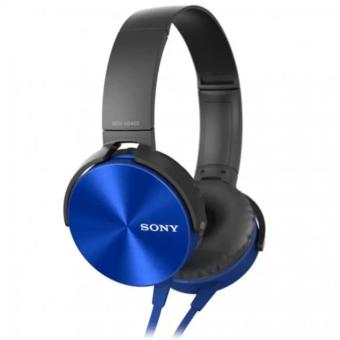 Harga New Product Sony MDR-XB450AP 102dB Extra Bass Smartphone Headset