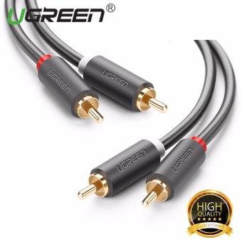 UGREEN 2RCA Male to 2RCA Male Stereo Audio Cable (1.5m) Price Philippines