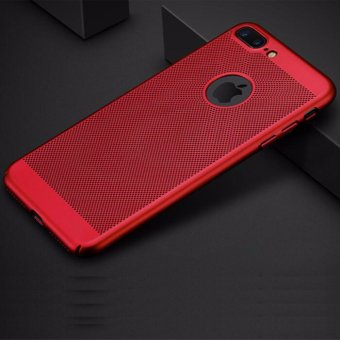 2017 New Heat dissipation phone case For iPhone 6 6s Case Scrub Texture hard PC For iPhone 6 6s phone case covers - intl Price Philippines