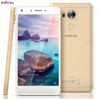 Infinix ZERO 4 Plus 4GB RAM 64GB ROM (Champagne Gold) Price Philippines