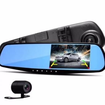 "4.0"" Full HD 1080 Vehicle Blackbox DVR with Night Vision Price Philippines"