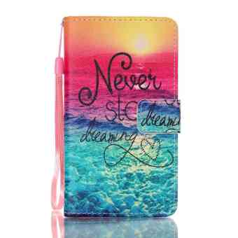 Moonmini PU Leather Cover for Lenovo A536 (Multicolor) - Intl Price Philippines